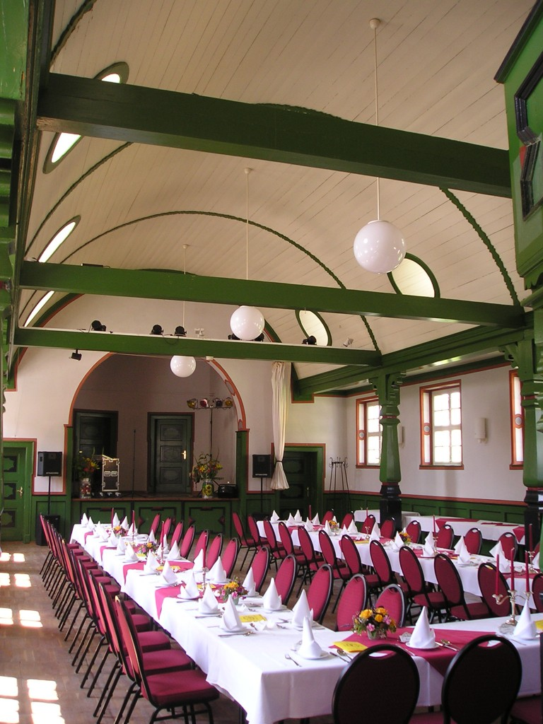 """Landgasthof in """"Fürstlich Drehna"""", Foto: D.Weirauch"""