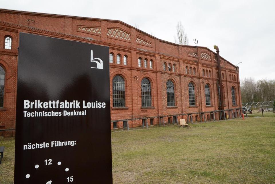 "Brikettfabrik ""Louise"",Foto: D.Horn"