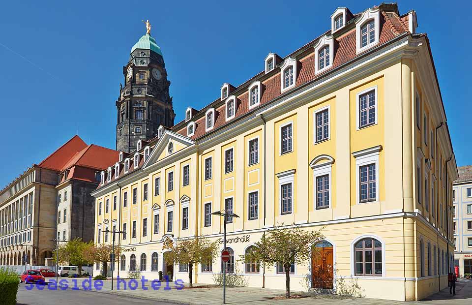 Seaside Hotel Gewandhaus Dresden,