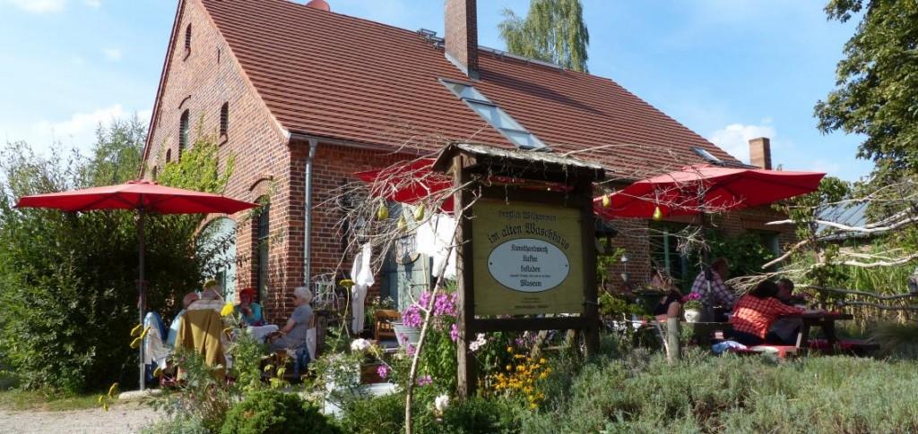 Waschaus in Ribbeck im Havelland
