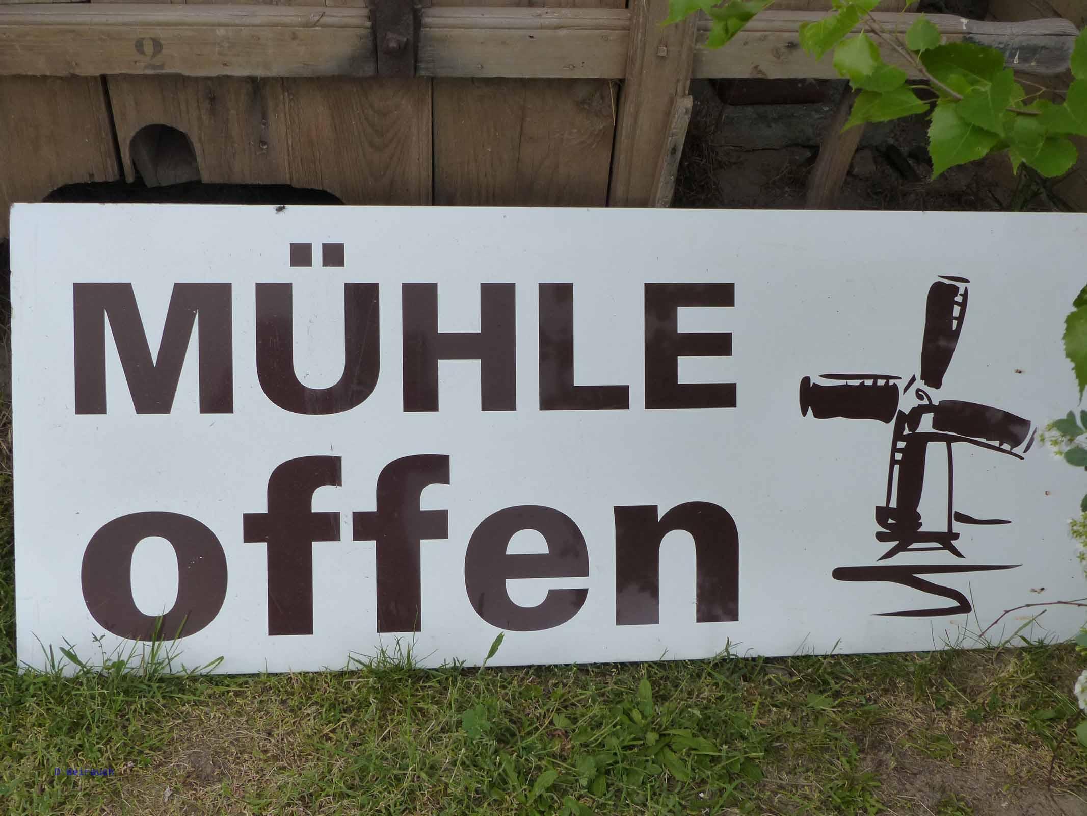 Mühle in Cammer bei Bad Belzig