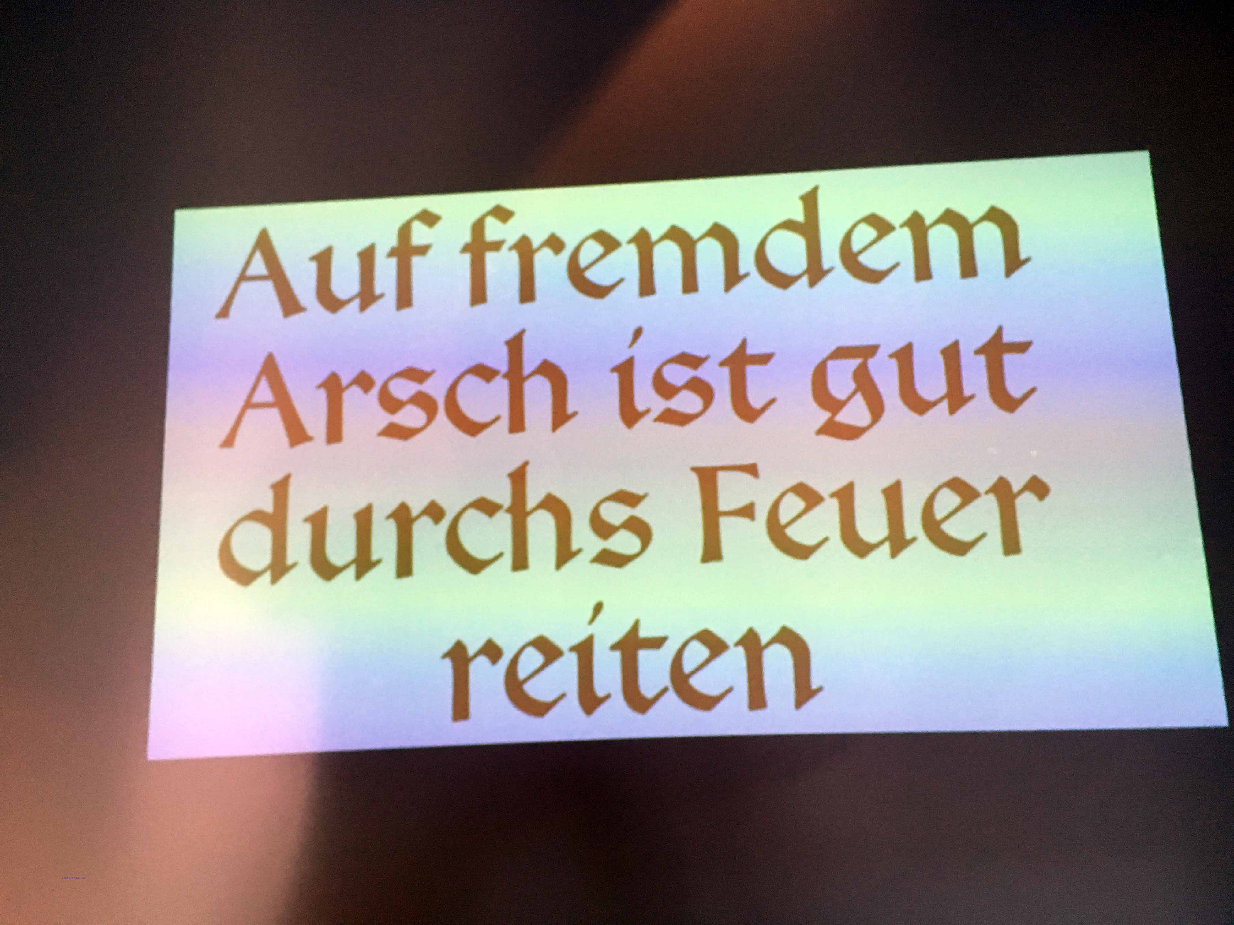 Sprichworte aus Luthers Feder