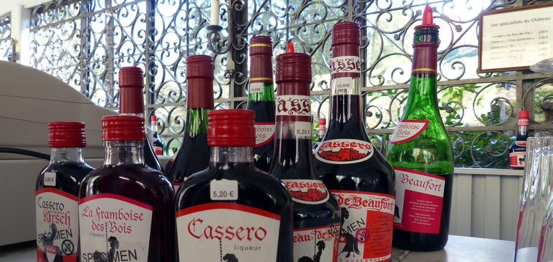 Der legendäre Cassero wird auf Beaufort hergestellt, Foto: Weirauch