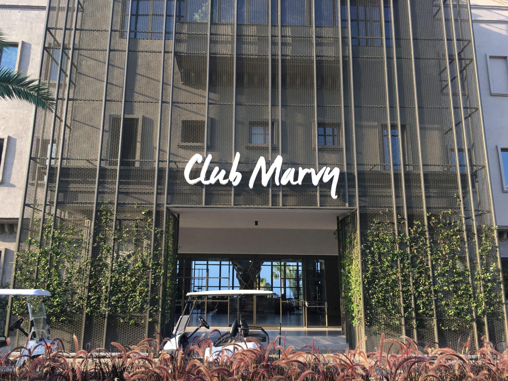 Der zu den Paloma Hotels gehörende Club Mary in Özdere wird u.a. von Öger tours vermar