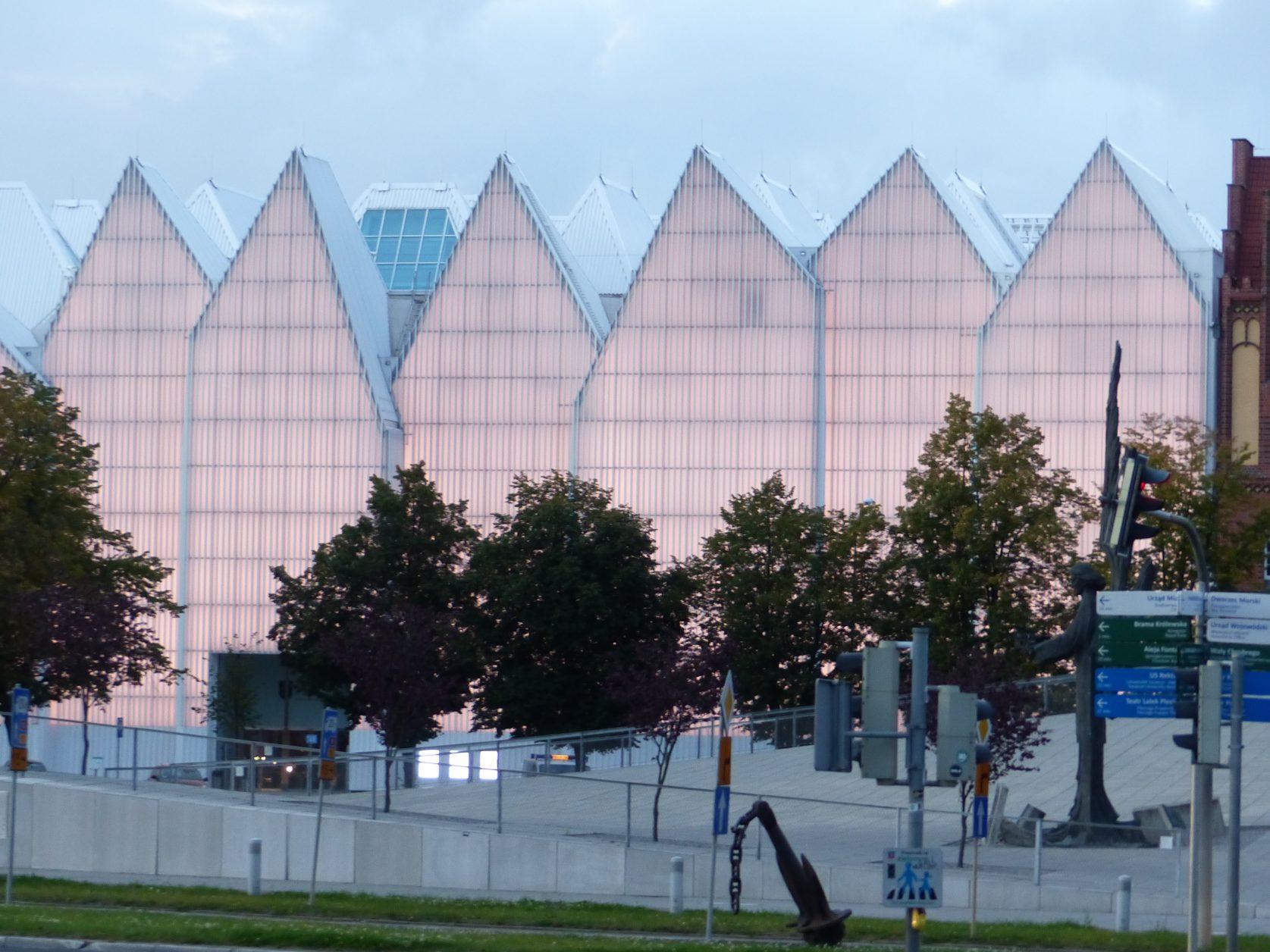 2015 wurde der Neubau mit dem Mies-van-der-Rohe-Preis geehrt. Foto: D. Weirauch
