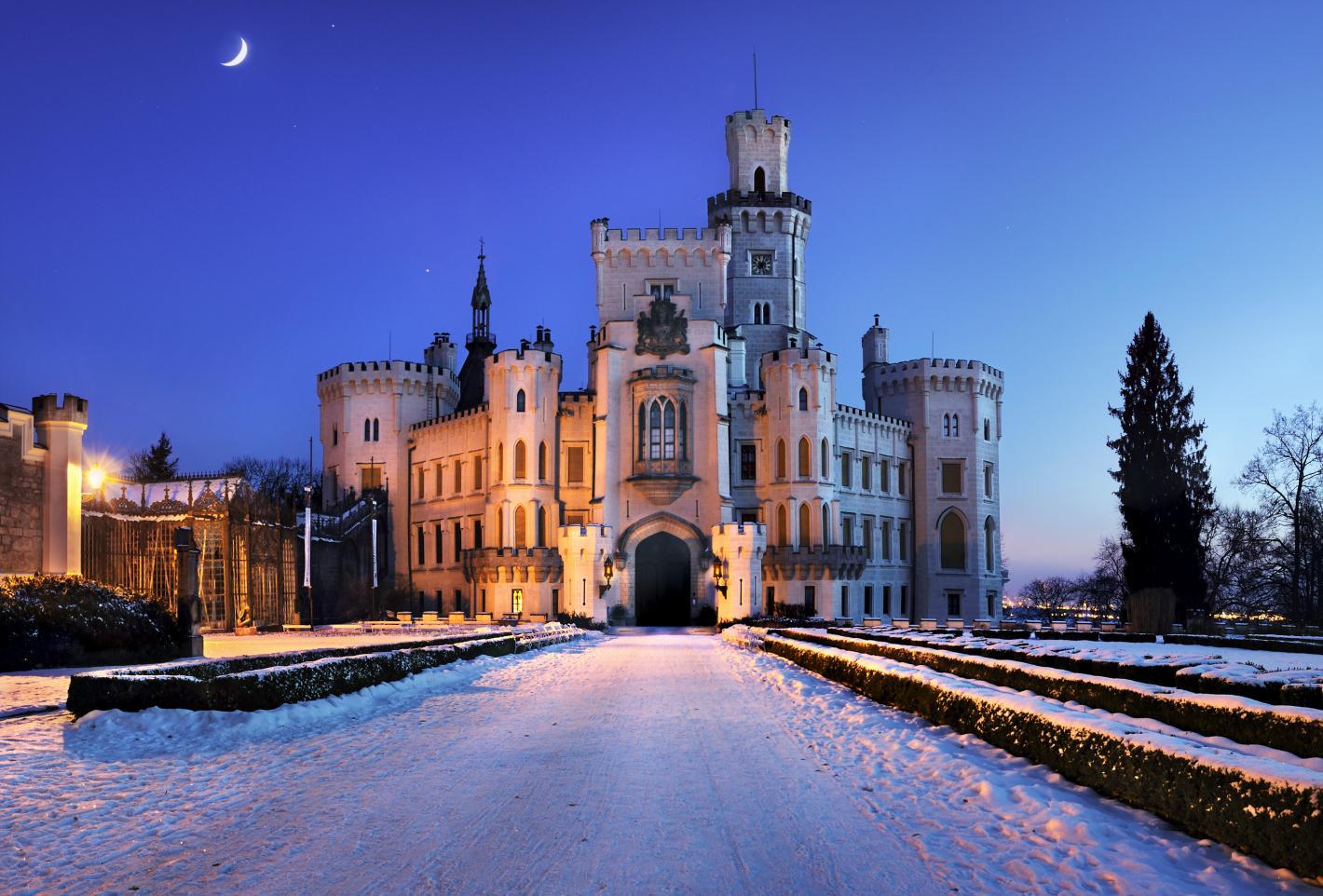Schloss Hluboka, Foto: Czech tourism, Vladislav Renner