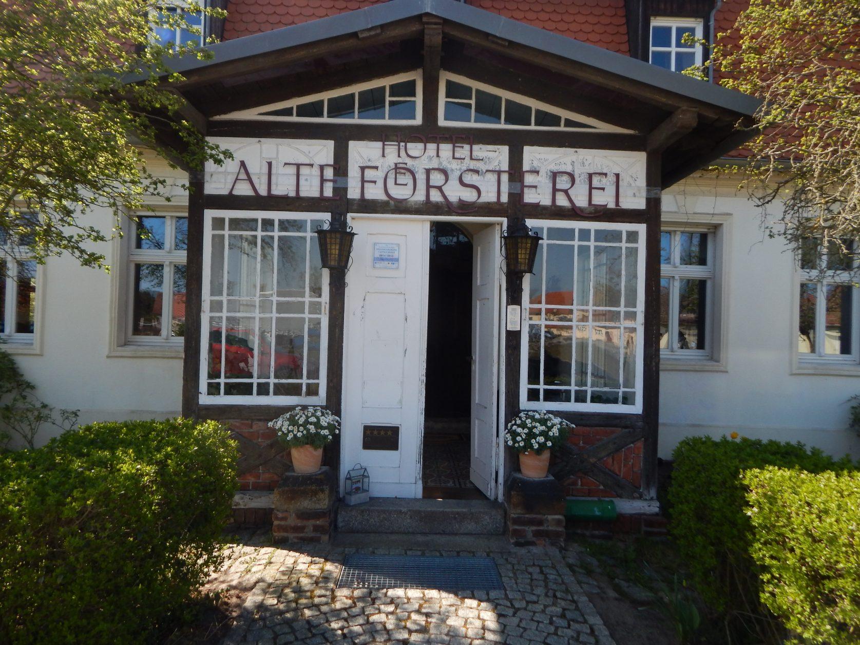 Foto: Alte Försterei Kloster Zinna