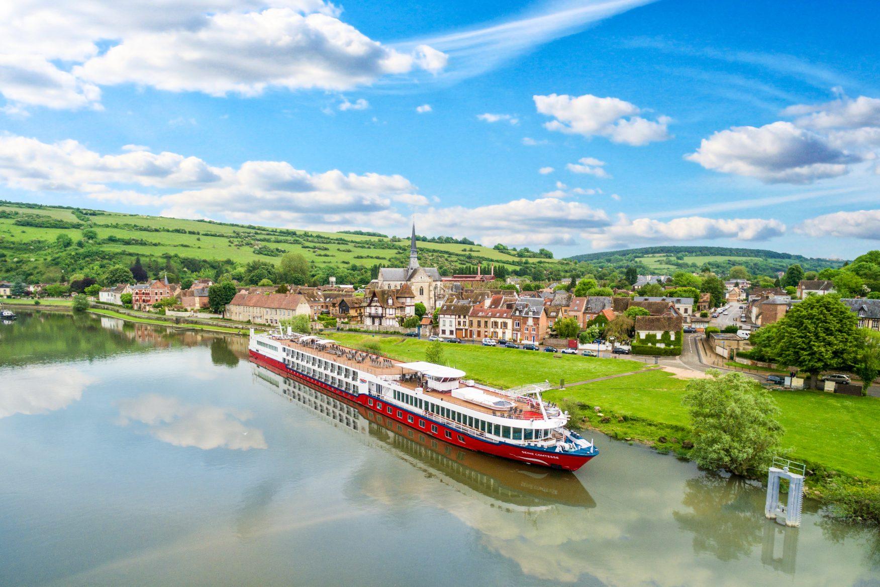 Die MS SEINE COMTESSE Foto: Nicko cruises