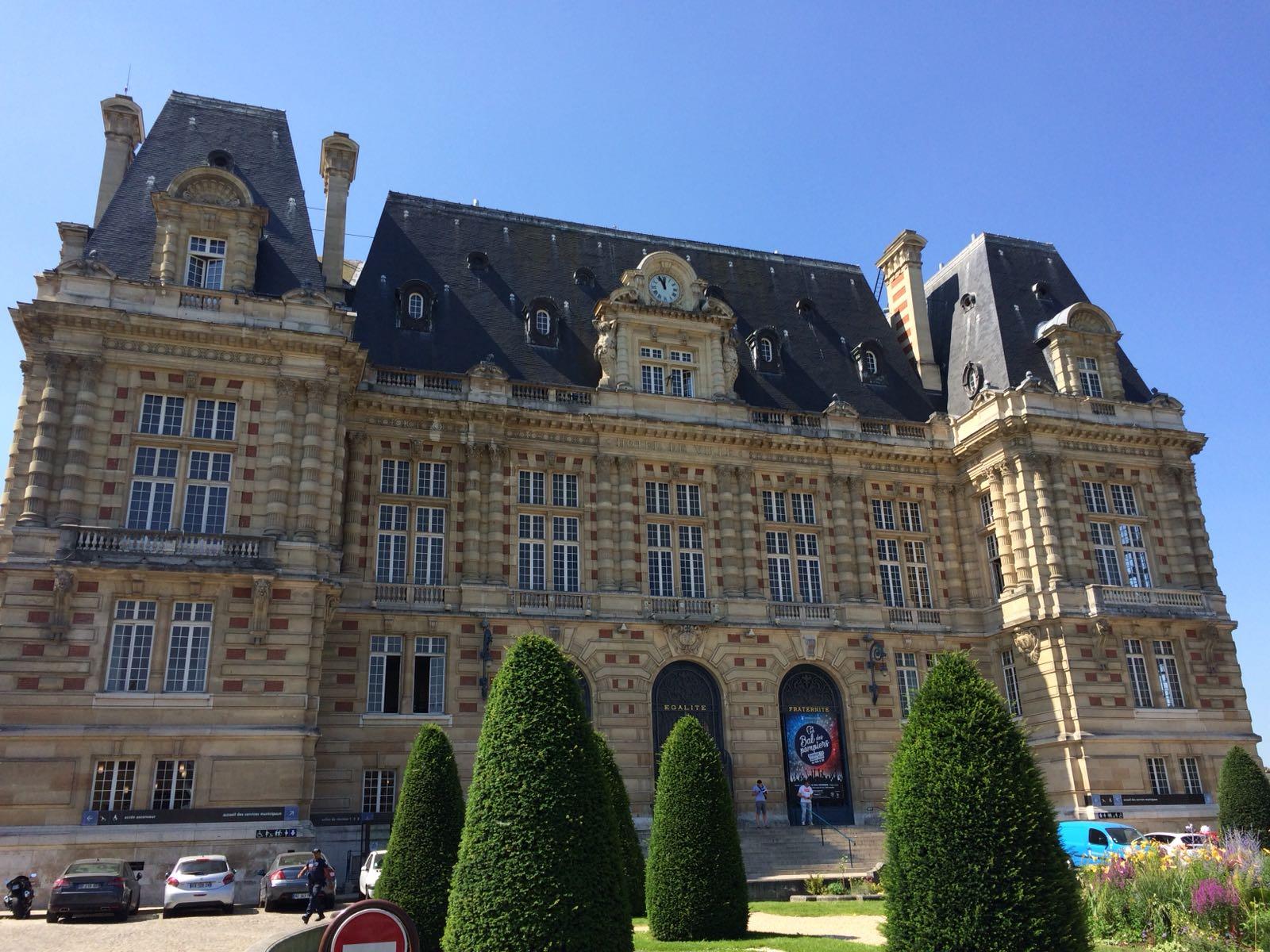 Versailles gehört zu den größten Palastanlagen Europas. Foto: Angelo Aneo