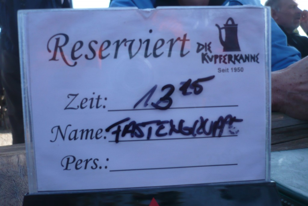 Fasten auf Sylt, Foto: D. Weirauch