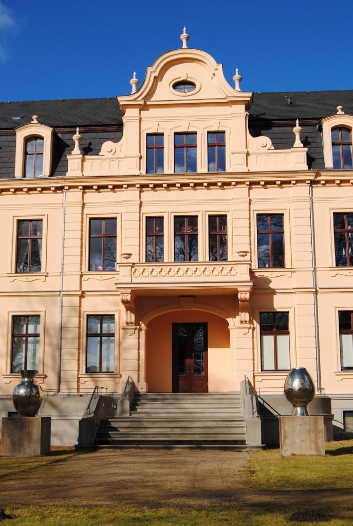 Schloss Ribbeck im Havelland, Foto: D.Weirauch