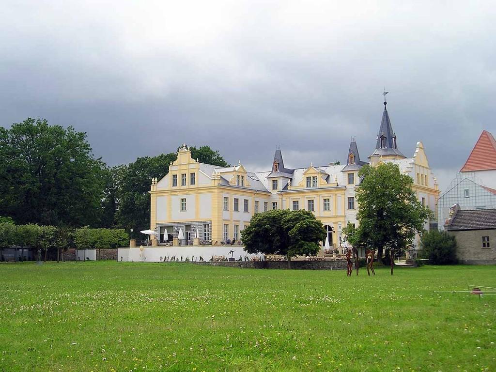 Schloss Liebenberg foto: Weirauch