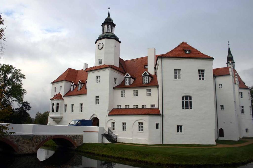 Schloss Fürstlich-Drehna, Foto: D. Weirauch
