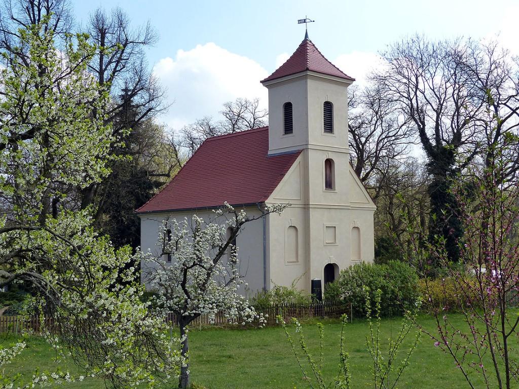 Kirche von Nattwerder
