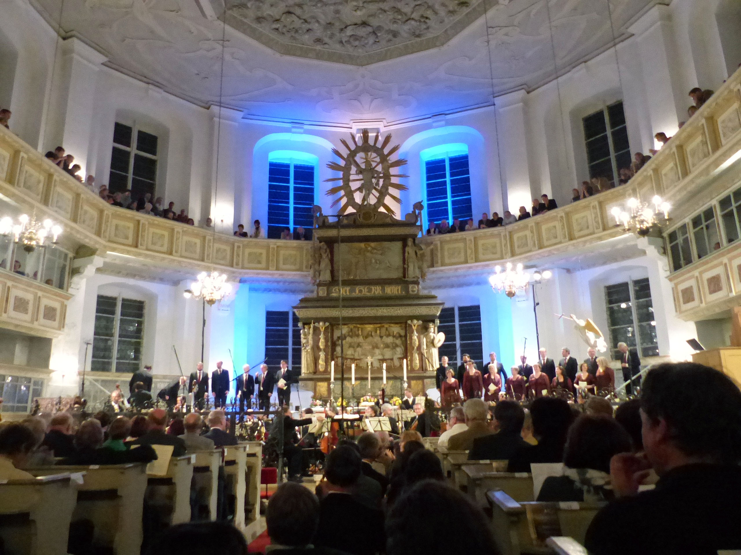 Schwarzenberg, Musikfest Erzgebirge 2014
