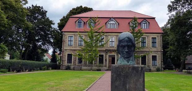 Mansfeld-Museum in Hettstedt-Burgörner, Foto: D.Weirauch