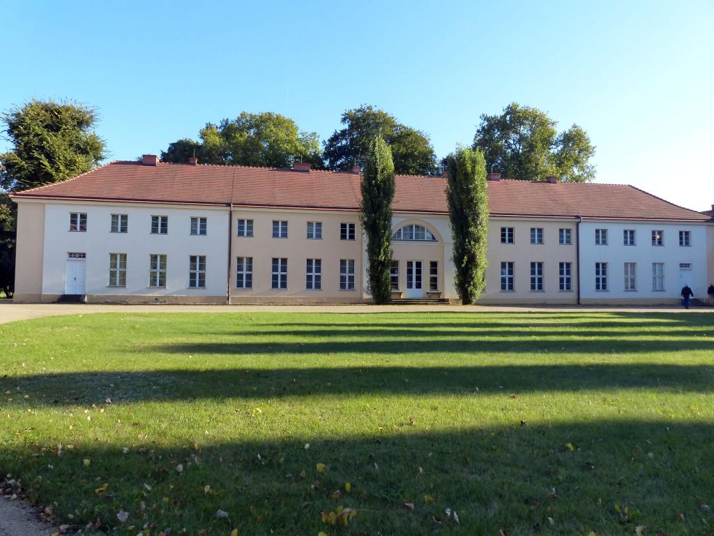 Schloss Paretz im Havelland