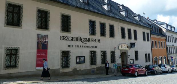Das Erzgebirgsmuseum in Annaberg-Buchholz, Foto: D. Weirauch