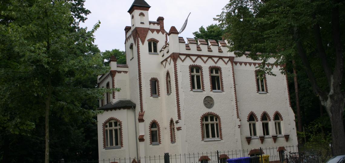 Villa Babelsberg Griebnitzsee Villen