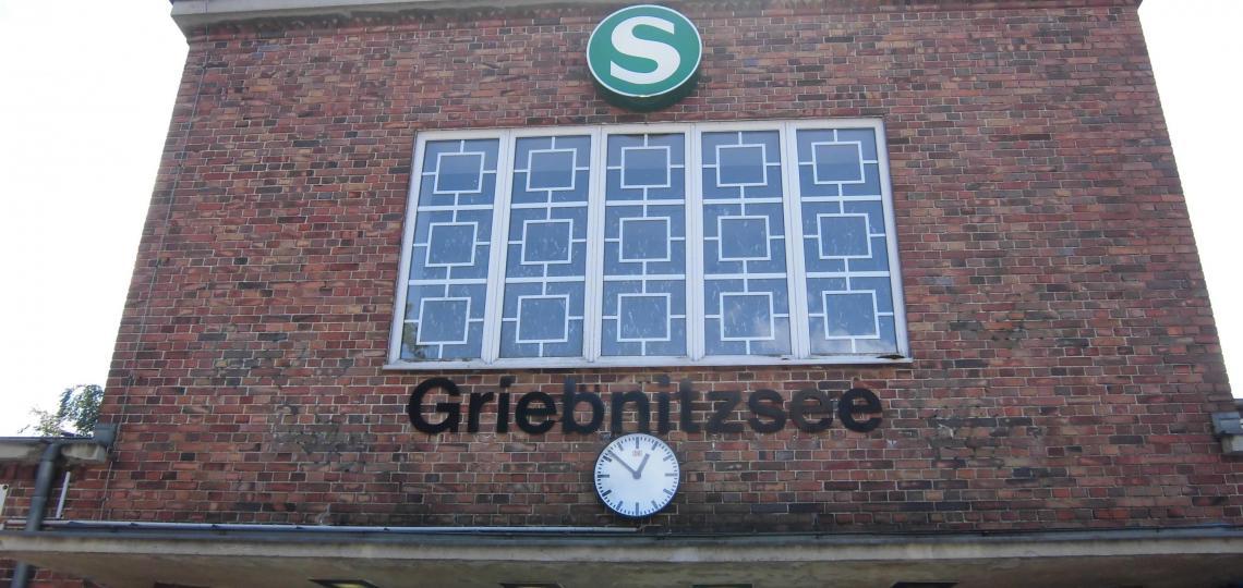 S-Bahnhof-Griebnitzsee, Foto: D.Weirauch