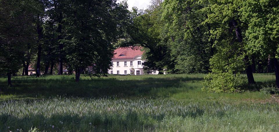 Schloss Sacrow bei Potsdam