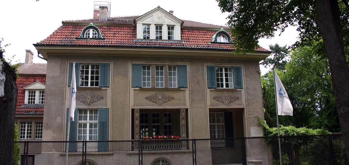 Villa Urbig Stalinvilla in Babelsberg, Foto: Weirauch