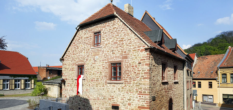 Luthermuseum in Mansfeld