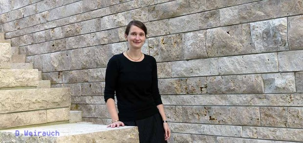 Susanne Völker ist die Chefin der Grimmwelt