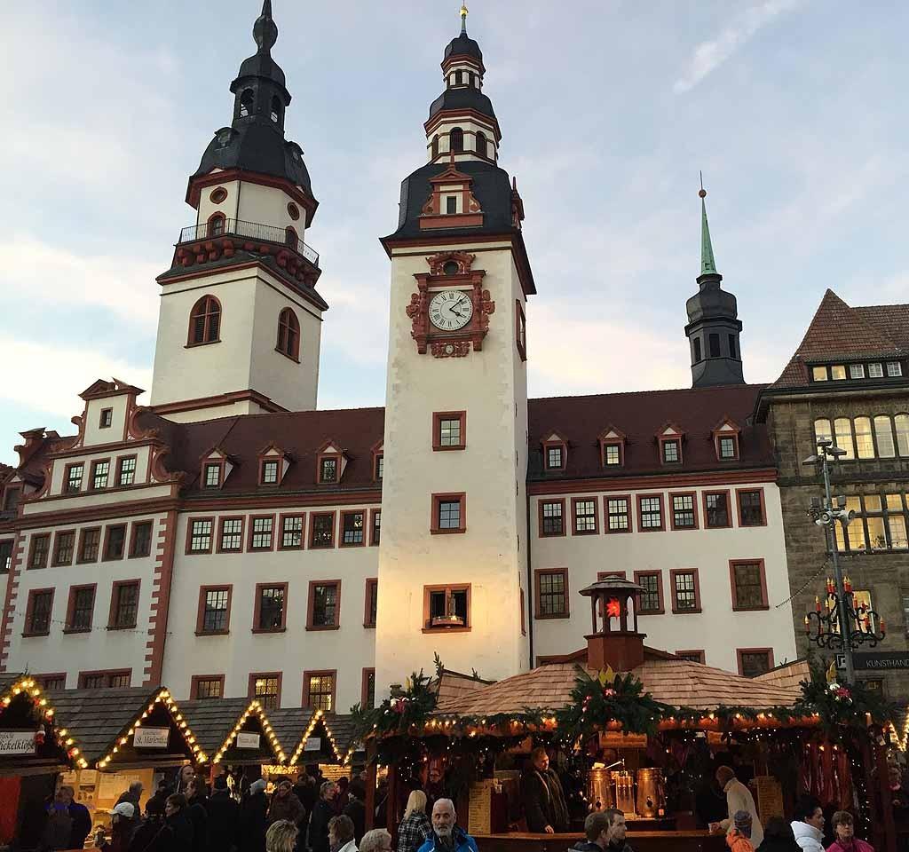 Weihnachten in Chemnitz 2016