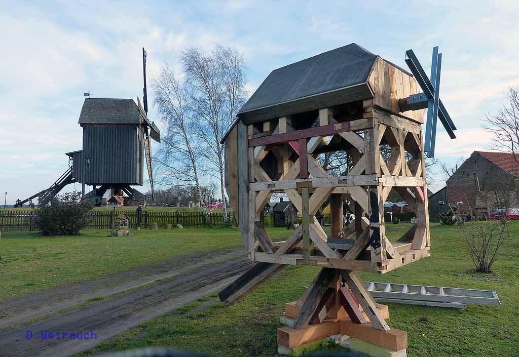 Bockwindmühle Beelitz