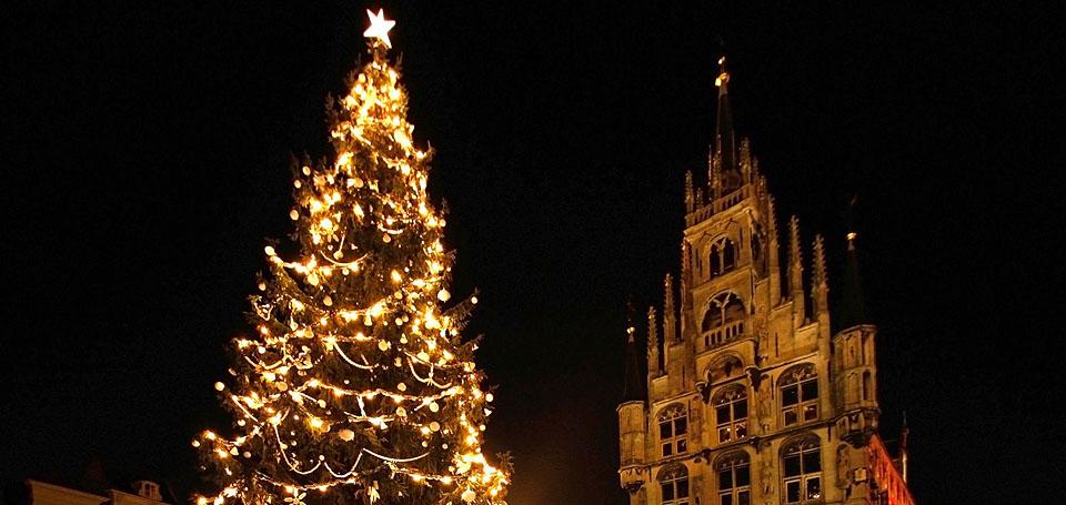 Weihnachten in Niederlande: Gouda , Foto: NL Tourismus
