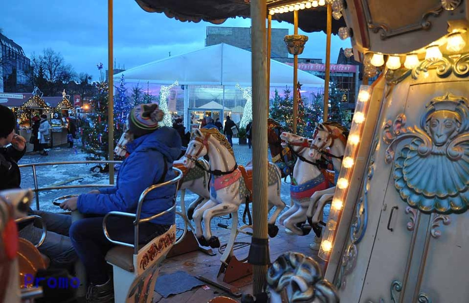 Weihnachtsmarkt in Danzig, Foto: polentravel