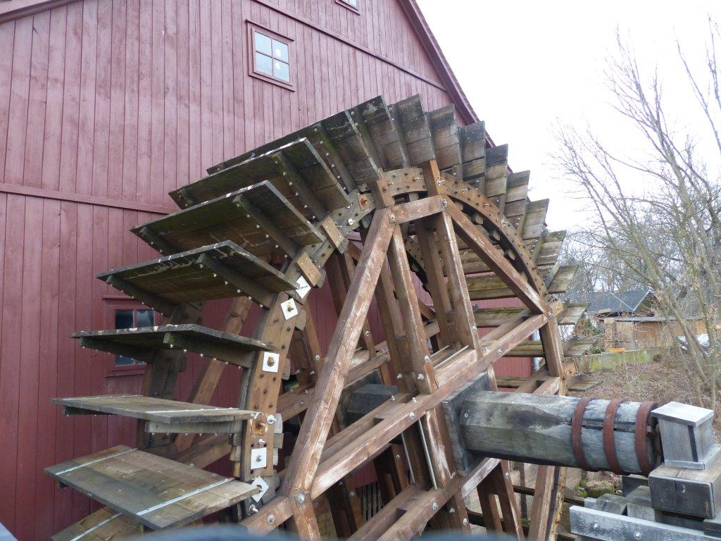 Spreewehrmühle am Rande von Cottbus, Foto: D.Weirauch