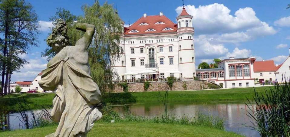 Schloss Schildau im Hirschberger Tal