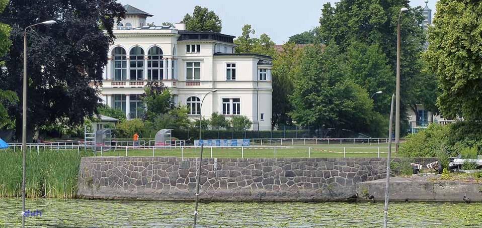 Villa Bergmann in der Berliner Vorstadt