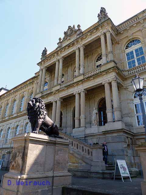 Herzogliches Museum in Gotha