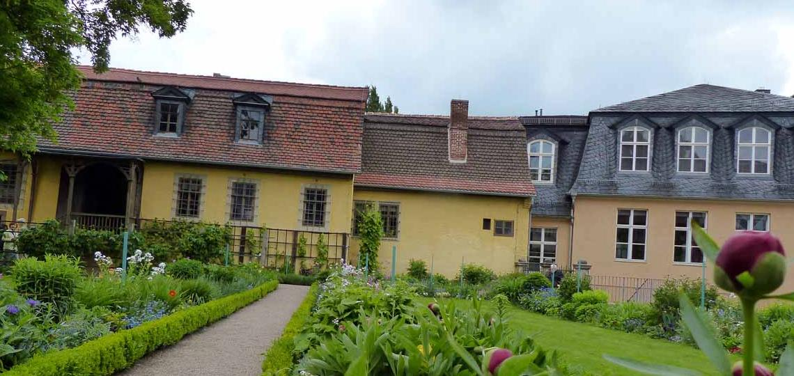 Goethehaus Weimar am Frauenplan