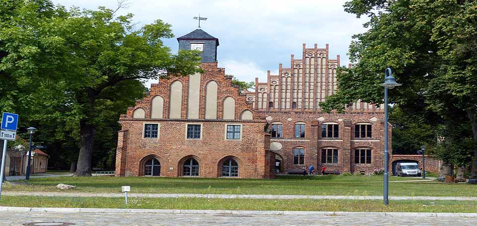 Kloster Zinna bei Jüterbog, Foto: D.Weirauch