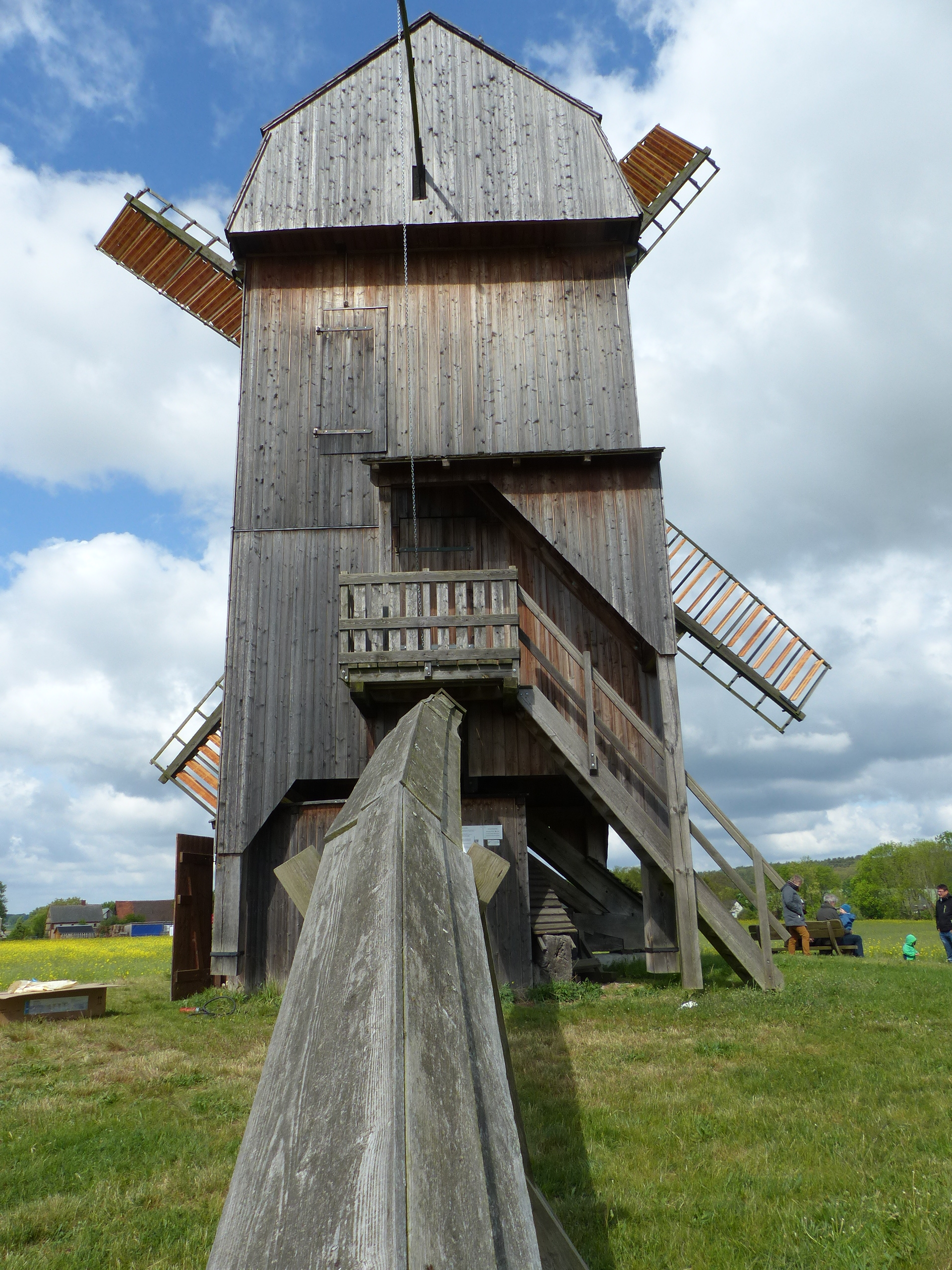 Mühle von Ketzür bei Brandenburg