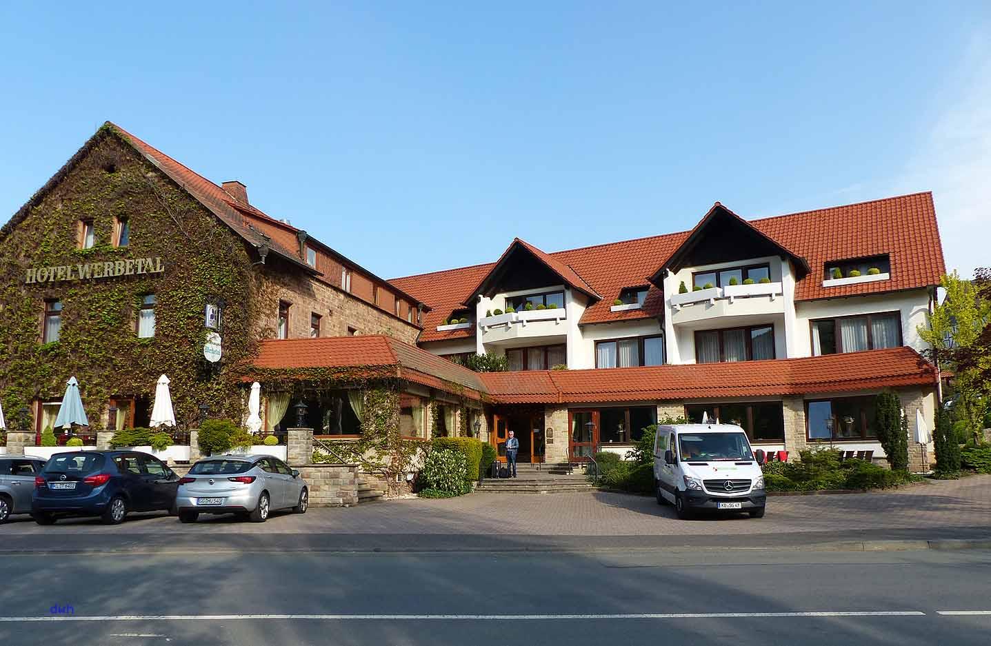 Zu den Partnerhotels des Natonalparks gehört das Hotel Werbetal