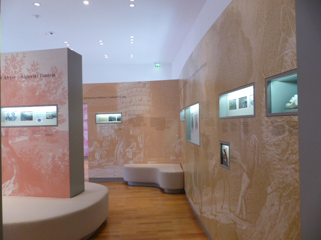 Pücklers Reisen: Blick in die Ausstellung Bad Muskau Pückler