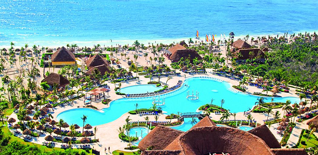 Palladium Hotel, Halbinsel Yucatan Mexiko
