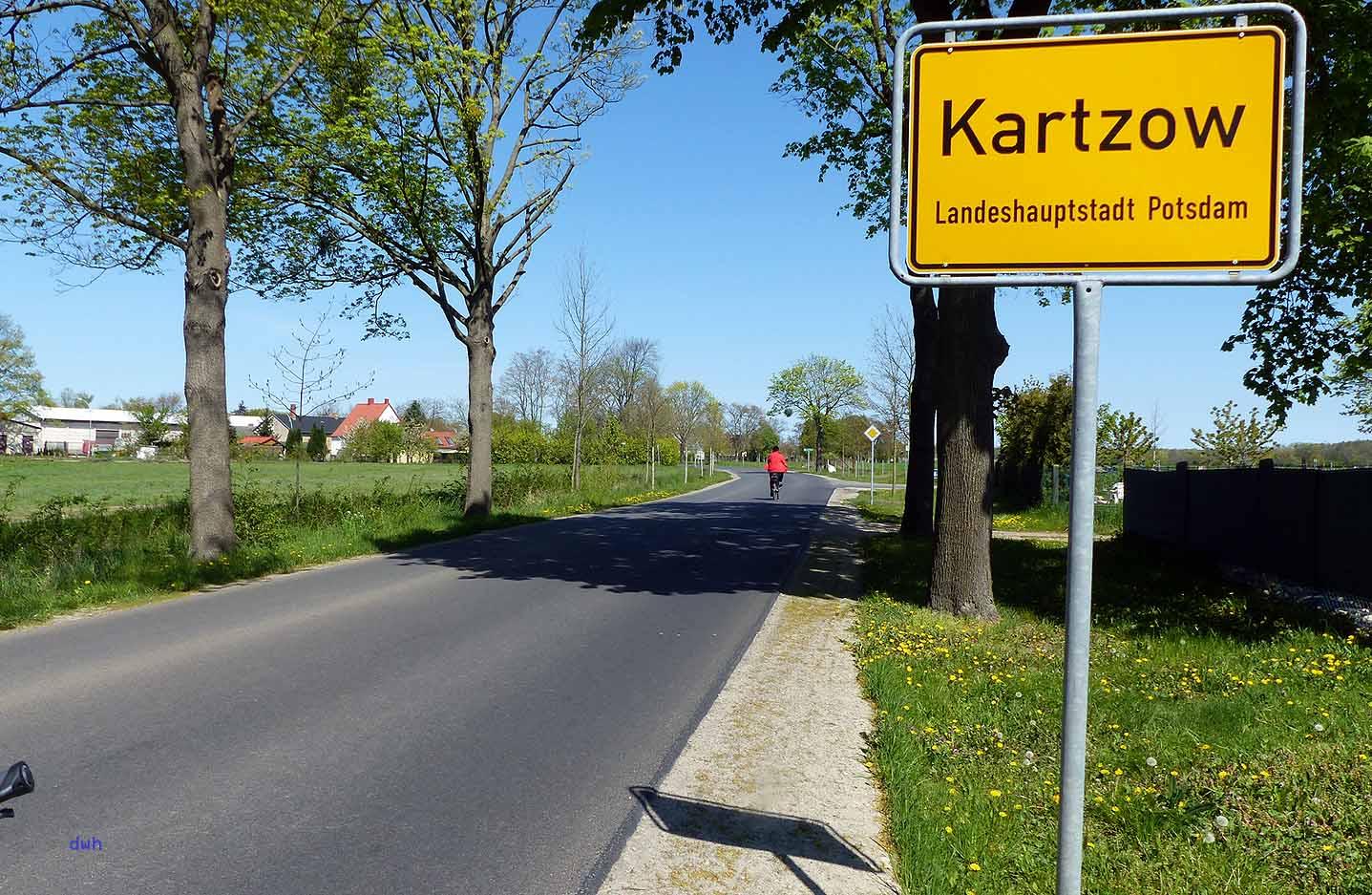 Kartzow, Ortsteil von Potsdam