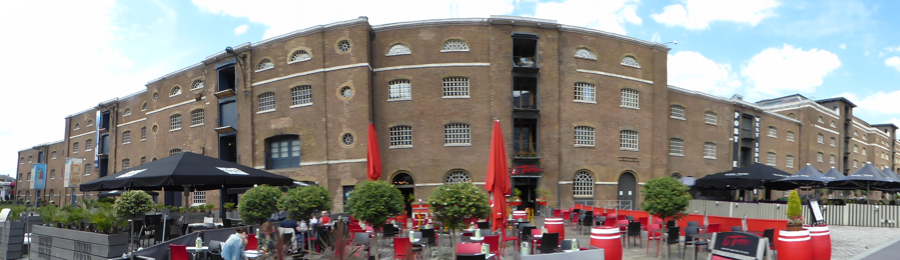 Das Museum of London Docklands dokumentiert Handel und Wandel im einst größten Hafengebiet der Welt