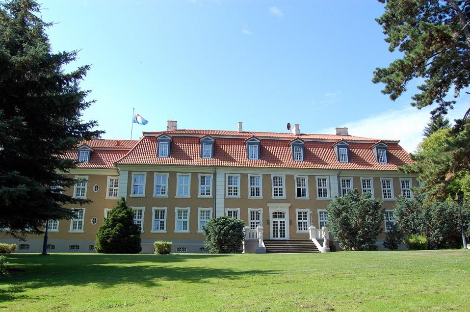 Schloss Meisdorf im Selketal