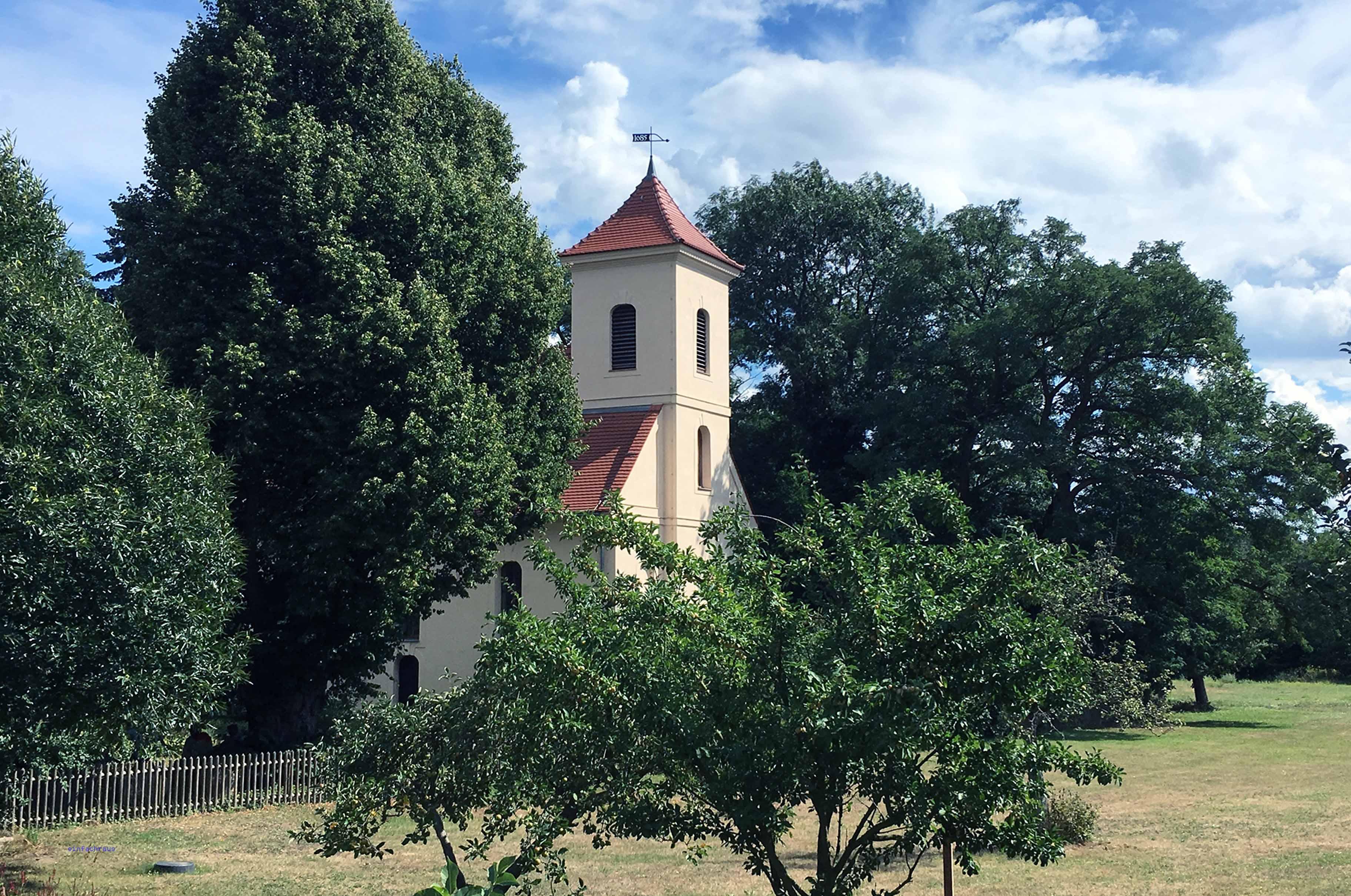Kirche von Nattwerder, Foto: D. Weirauch