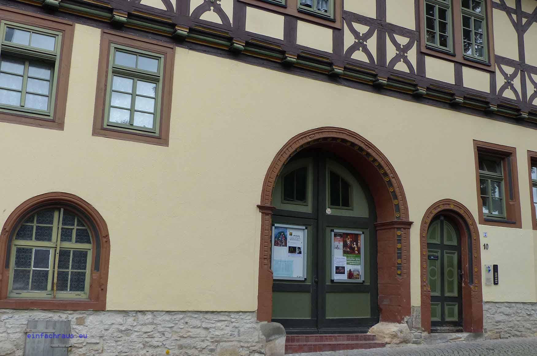 Beliebte Thüringer Städte Einfach Raus
