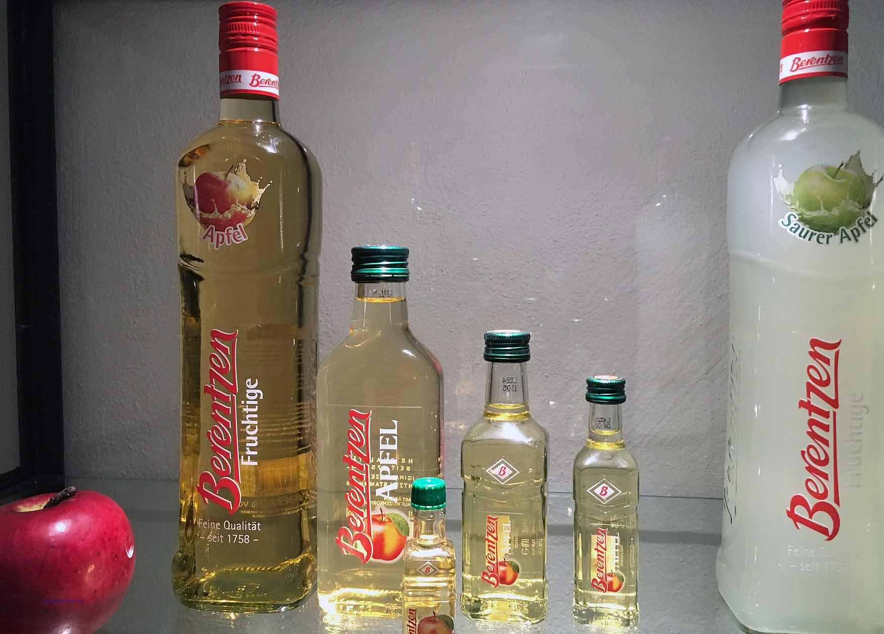 Längst bietet Berentzen mehr als Apfelkorn an, mit dem das Unternehmen bekannt wurde.