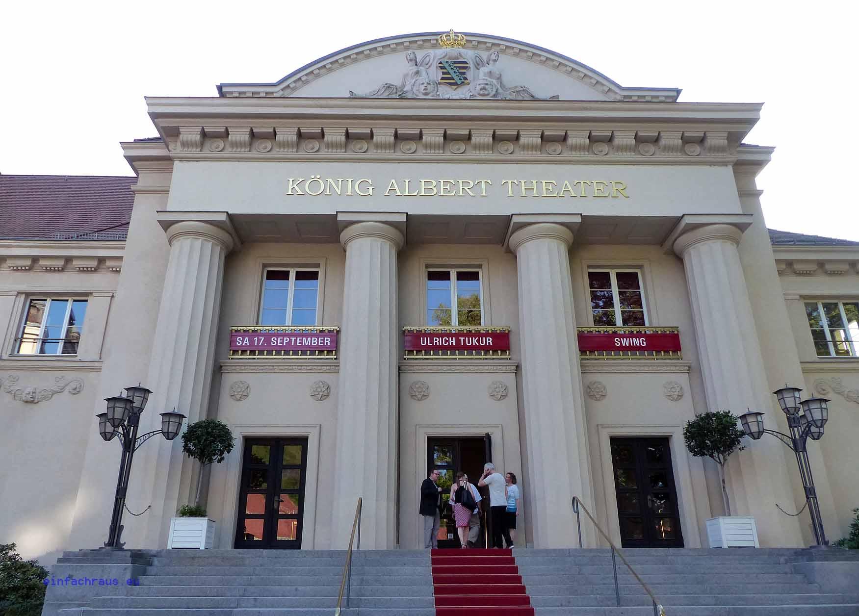 Das König Albert Theater