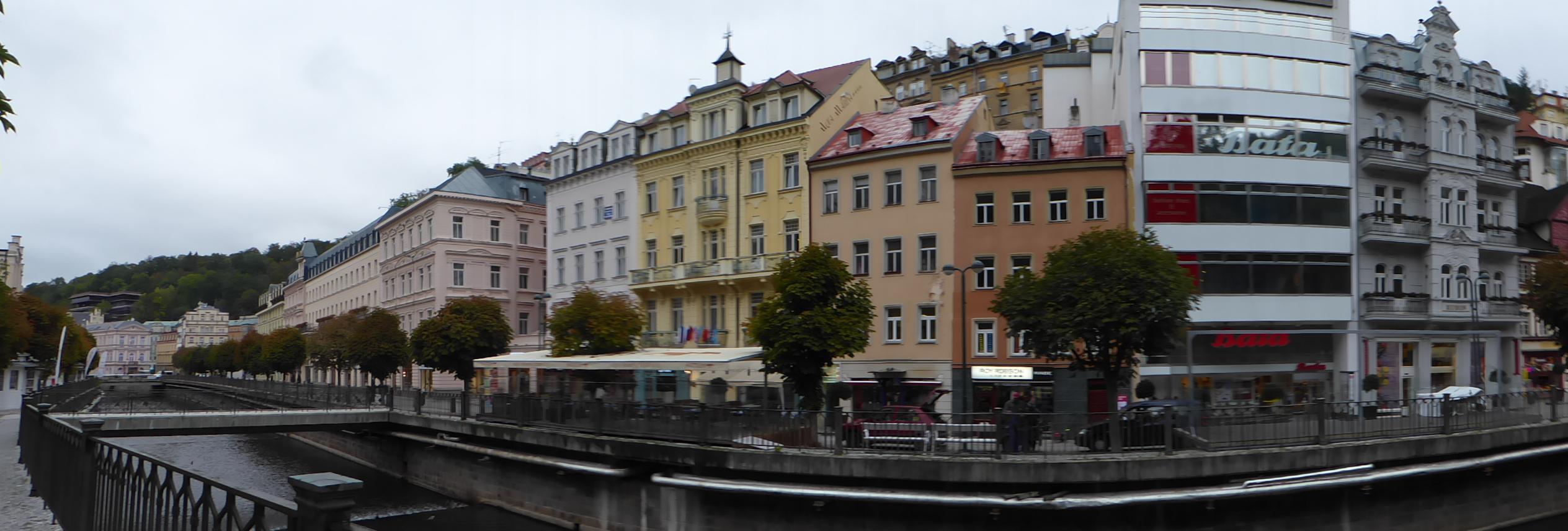 Karlsbader Prachtstraße